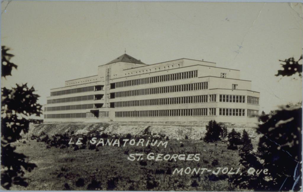 Le Sanatorium St. Georges Mont-Joli, QC